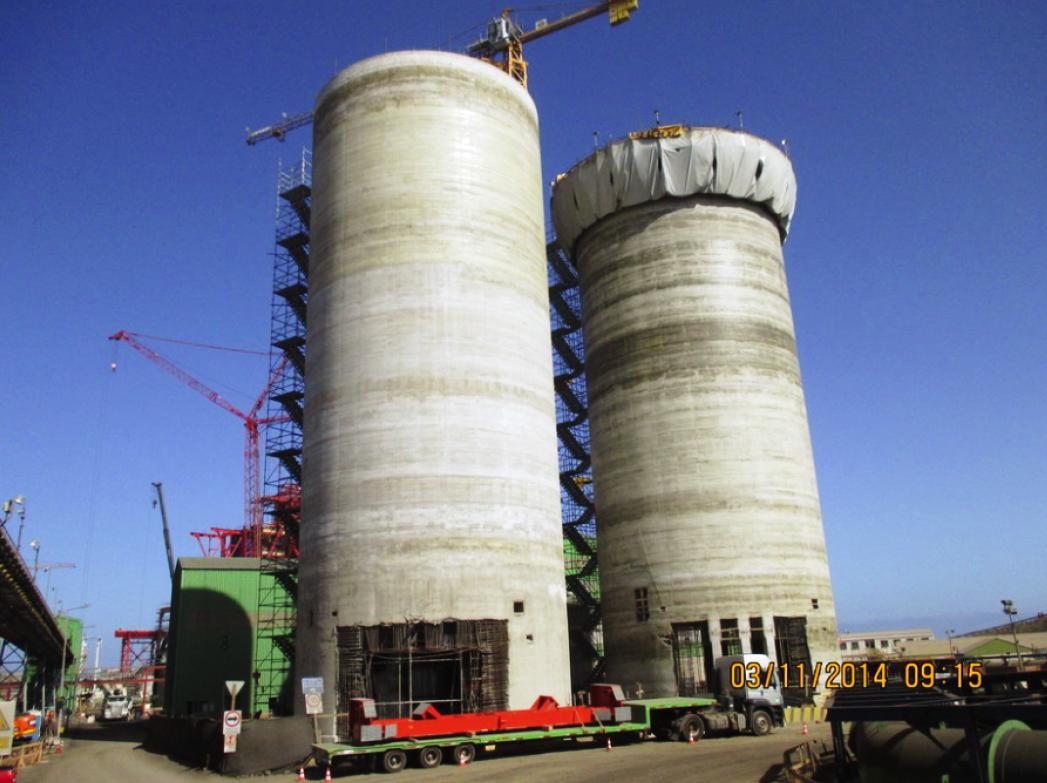 Silos Archives Concrete Slipform Construction