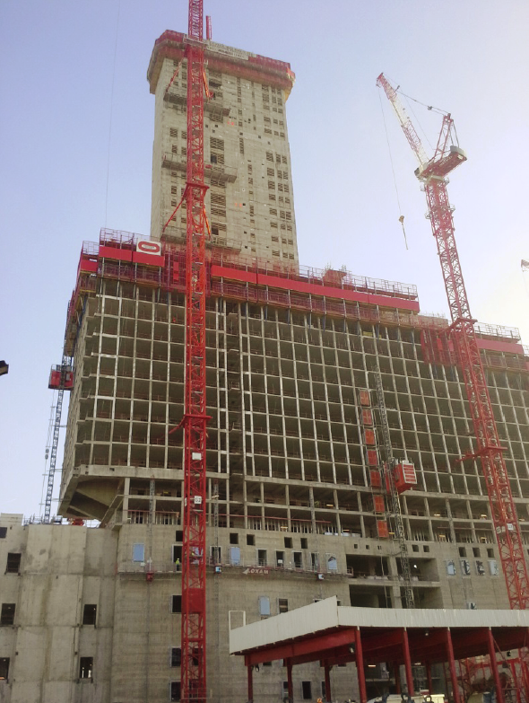 High Rise Construction
